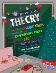 2016 THE CRY X-MAS Night